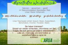 hofladen Alperstedter Weidefleisch (ARUA GmbH)