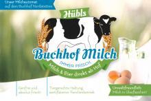 hofladen Hübl`s Buchhofmilch