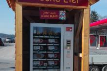 hofladen Habdank Unterbuchhof Eierautomat Dietenheim