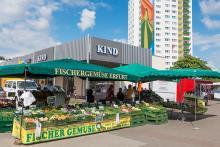 hofladen Wochenmarkt-Stand Fischer Gemüse GmbH & Co. KG