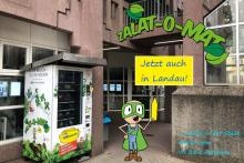 hofladen Zalat-o-mat in Landau in der Pfalz (VR Bank Parkhaus) | Zapf Frischgemüse