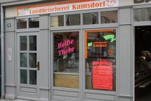 hofladen Landfleischerei Kamsdorf | Filiale Rudolstadt