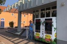 hofladen Zalat-o-mat in Rülzheim (VR Bank) | Zapf Frischgemüse